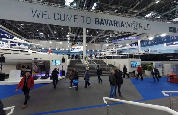 Bavaria World - Boot Dusseldorf 2018