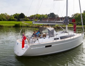 The new Bavaria Cruiser 34