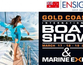 2017 Gold Coast International Boat Show & Marine Expo