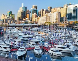 2016 Sydney International Boat Show